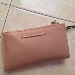 Stradivarius Pink Wallet