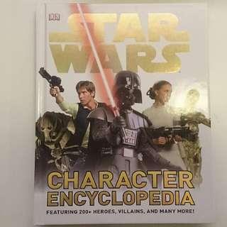 星球大戰人物圖鑑 Star wars character encyclopedia canada version