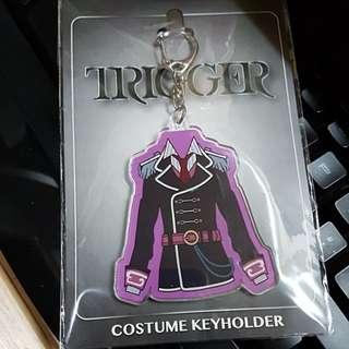 全新日版 Idolish 7 I7 Trigger Costume Keyholder 吊飾 掛飾 鎖匙扣 1款 九条天 八乙女樂 十龍之介