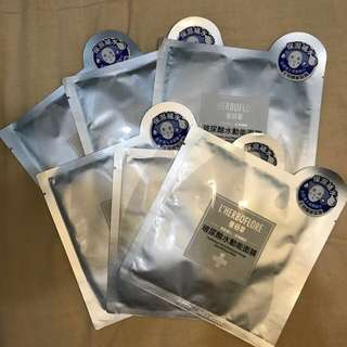 L'HERBOFLORE Hyaluronic Acid Moisture Energy Bio Cellulose Mask