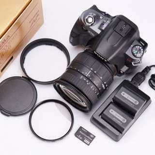 【售 】公司貨 Sony a330+Sigma 28-200mm 旅遊鏡