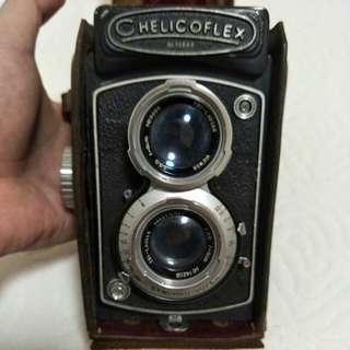 Vintage Chelicoflex Camera