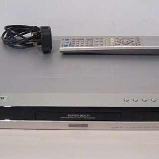 LG DVD Tv recorder 160Gb 電視錄影機