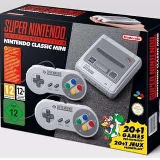 Nintendo Classic Mini: Super NES (EUROPE)