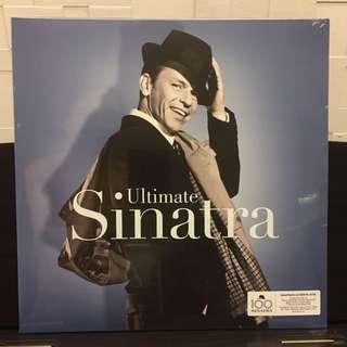 Sold. Frank Sinatra - Ultimate Sinatra. Vinyl lp. New