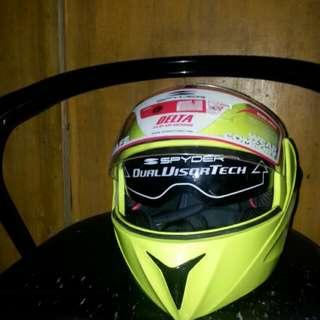 Spyder Helmet