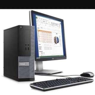 Desktop PC Dell Optiplex 3020 SFF Core i5 Processor 4590
