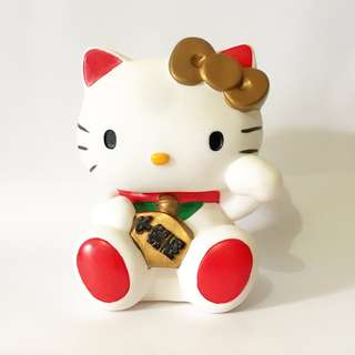 Hello Kitty Fortune Cat Coin Bank