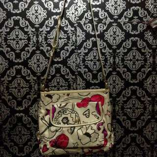 Coach Floral Sling Bag