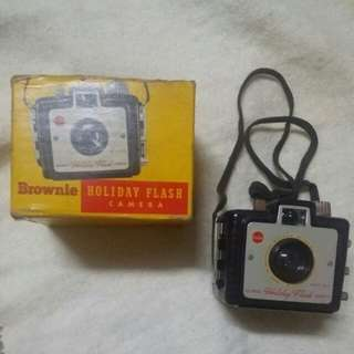 Vintage Kodak Brownie Holiday Flash Camera