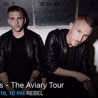 Galantis - The Aviary Tour