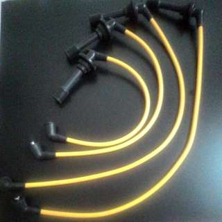 ZC honda cable plug twin cam yellow