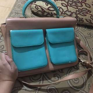 Tas charles and keith cnk original