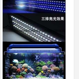 [FREE MAIL] Boshan LED Light Reef Tank
