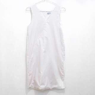 White Dress By Ralyka