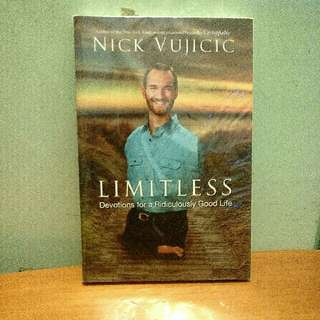 Nick Vujicic-Limitless Devotions For A Ridiculoisly Good Life