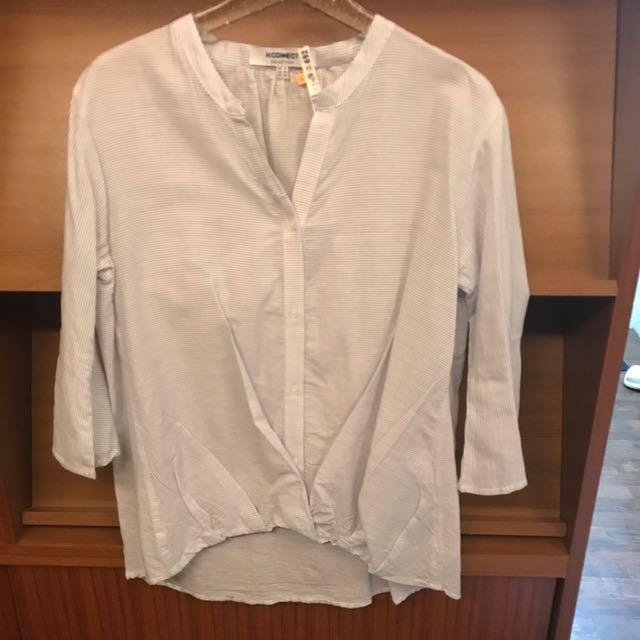 韓國時尚襯衫