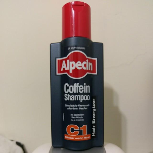 德國Alpecin 溫和咖啡因洗髮精 250ml
