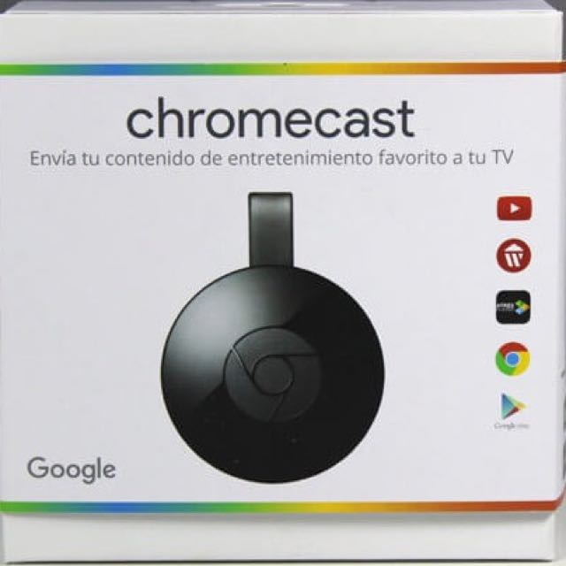 Authentic Chromecast v2