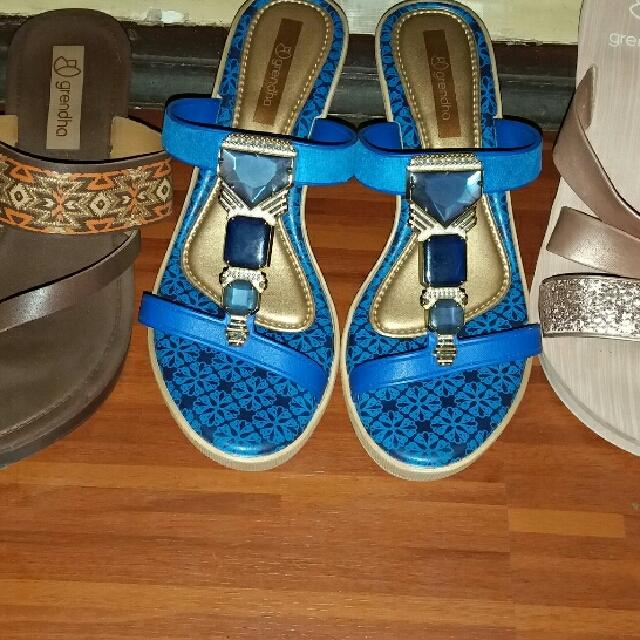 Authentic Grendha Sandals