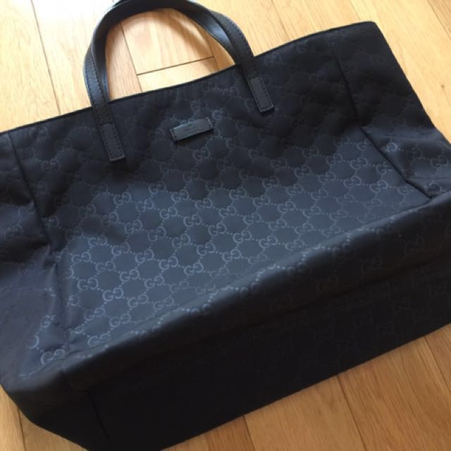 Authentic Gucci GG Monogram Tote