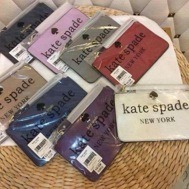 Authentic Kate Spade Wristlet 5 For 2500