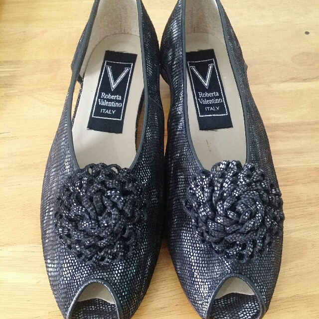 Black Shoes (Roberta Valentino Italy)