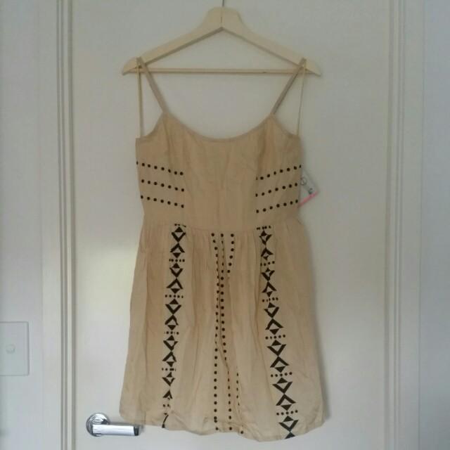BNWT ROXY WAVERLY DRESS | SIZE S
