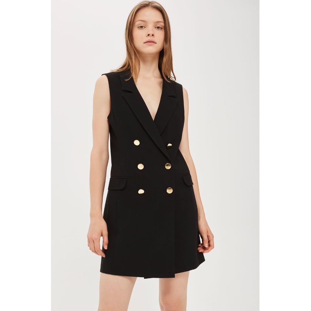 d26b811df3e2 BNWT Topshop Blazer Dress, Women's Fashion, Clothes, Dresses & Skirts on  Carousell