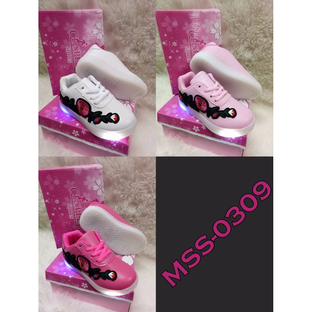 6c4807cd7 CODE: MSS-0309 Gucci Led Shoes for Kids/Teens on Carousell