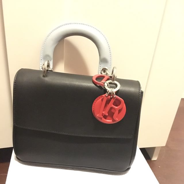 Dior Small Leather Bag