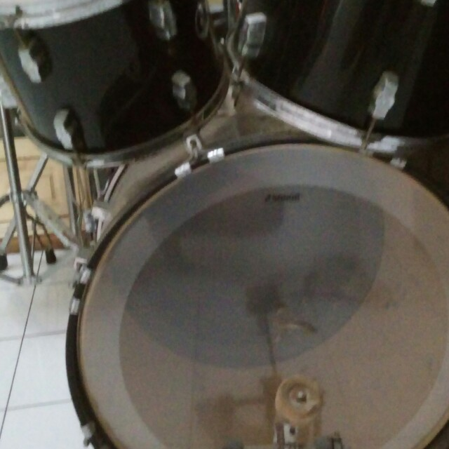 Drum set sonor force 507