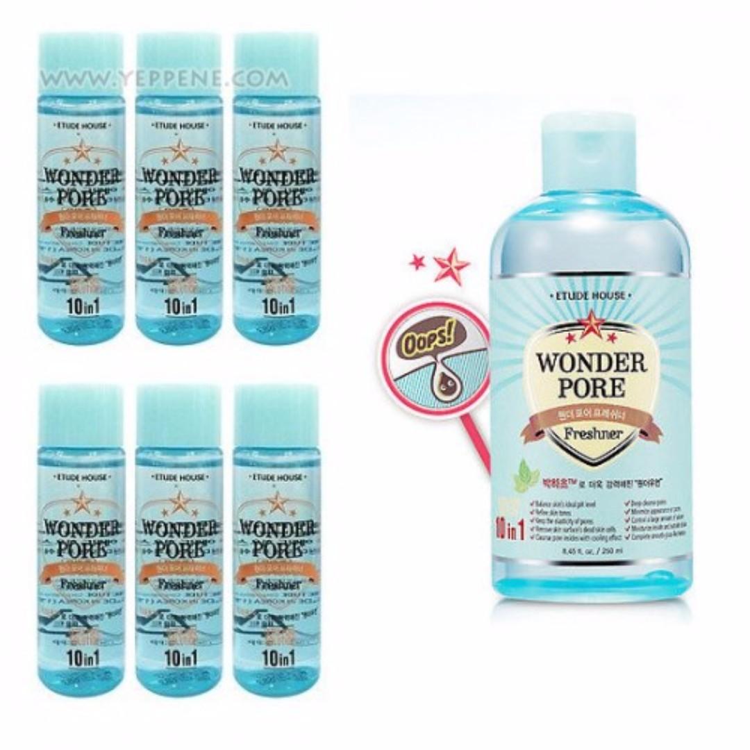 Etude House Wonder Pore 10 in 1 Freshner (mini) 25mL