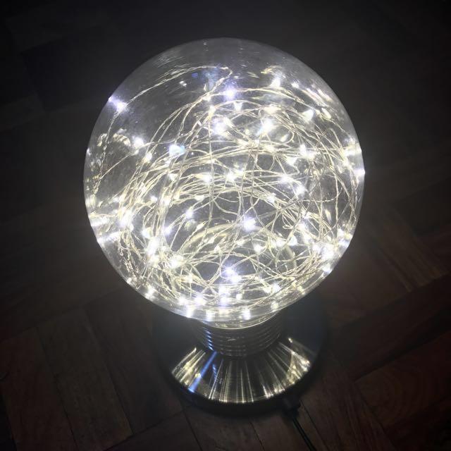 Fairy Lights Lamp