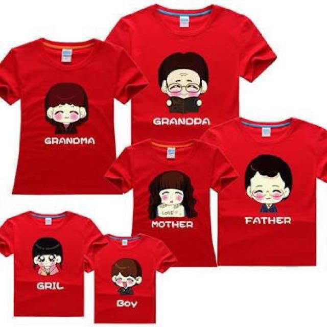 Family Customized Shirts