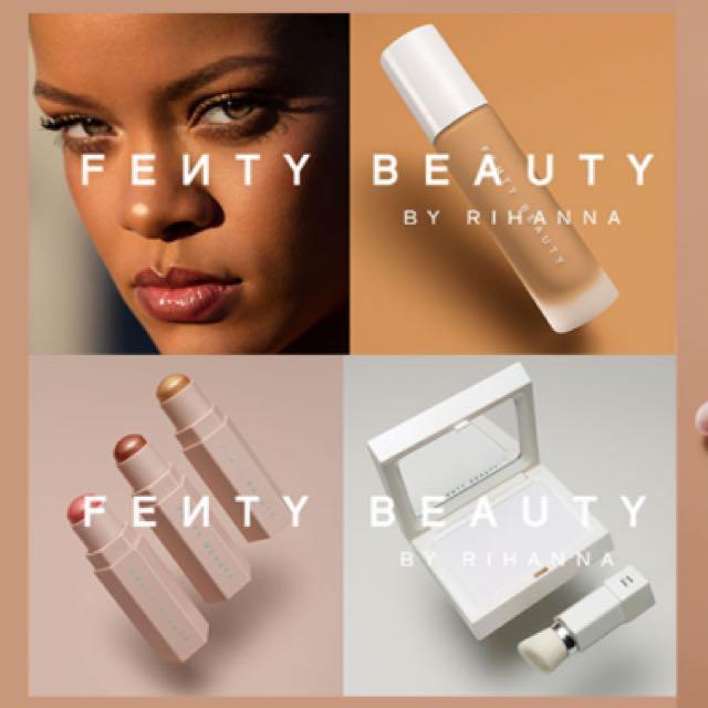 FENTY BEAUTY by Rihanna 代購