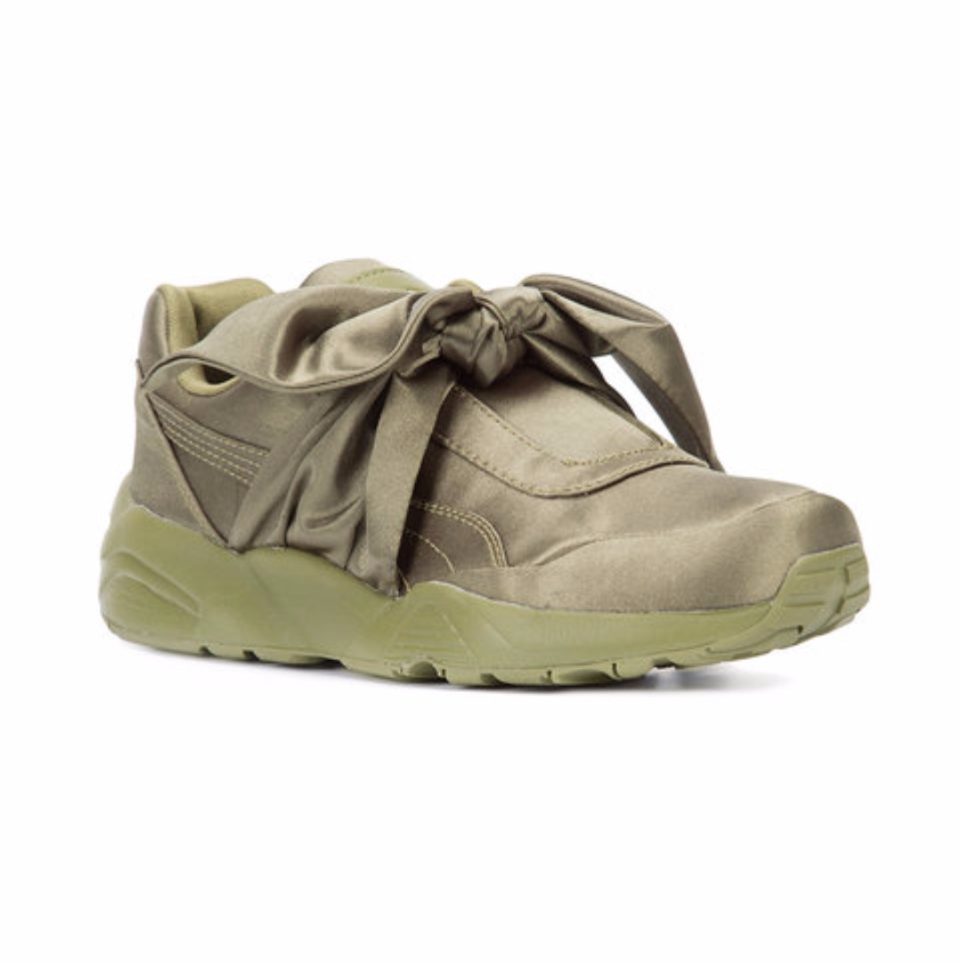 promo code 78c1b 8eacc Fenty Puma bow shoe