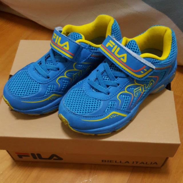 FILA 男童運動鞋 19cm