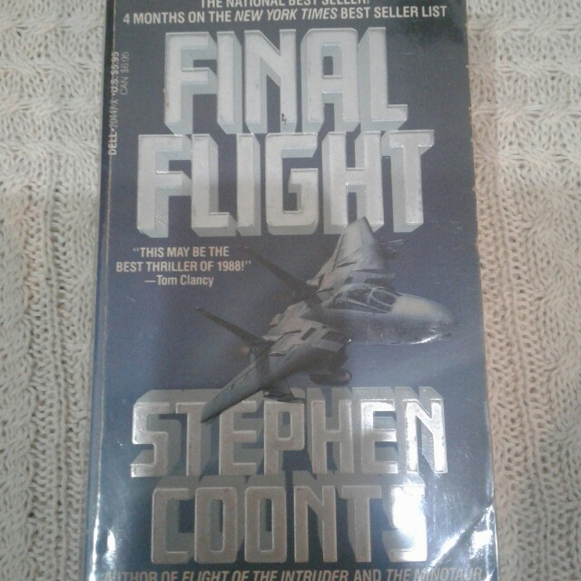 Final Flights - Stephen Coonts