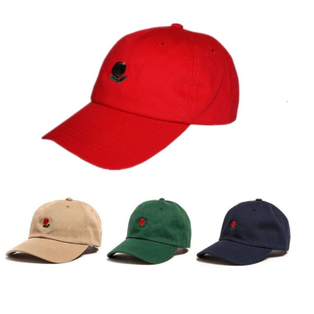 "(FREE SHIP) The Hundreds ""Rose"" Cap"