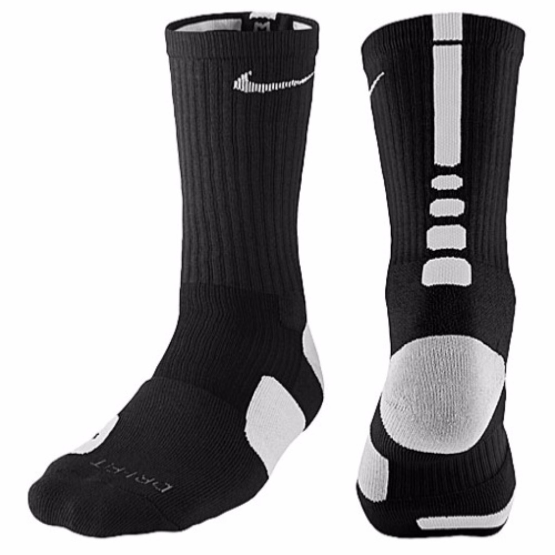 (FREE SHIPPING) NIKE DRI-FIT BASKETBALL SOCKS