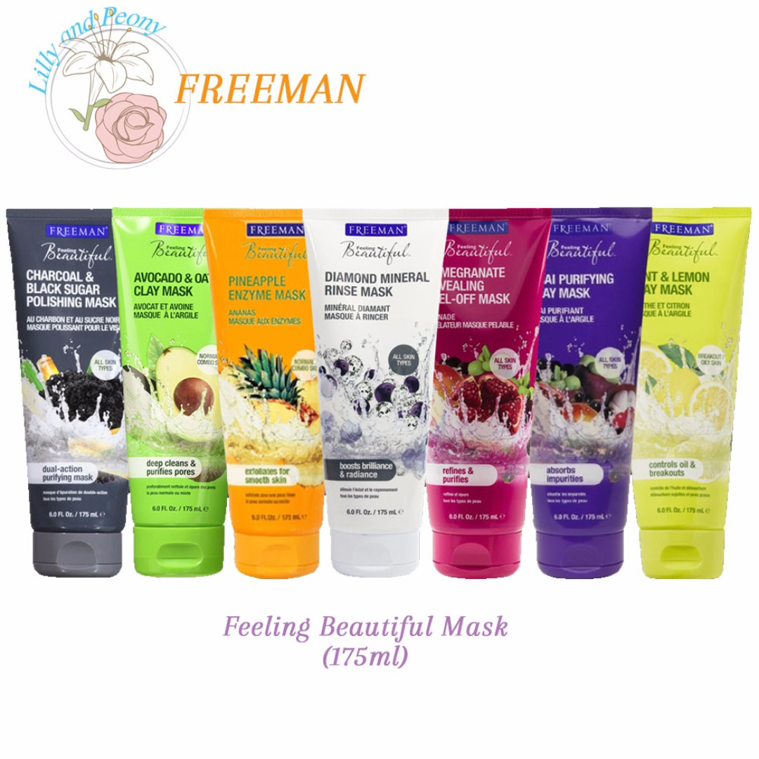 FREEMAN Mask All Variant
