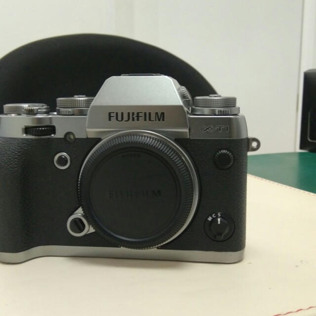 Fujifilm fuji xT1 Graphite Silver Edition Body