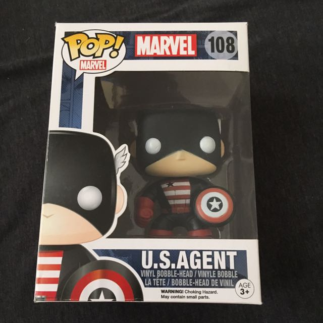 Funko U.S Agent