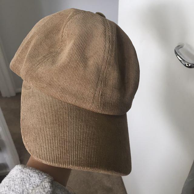 glassons camel cap