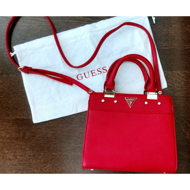 Guess Crossbody (Red)