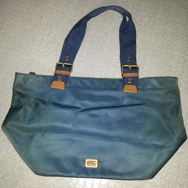 Guess Shoulder Bag Large