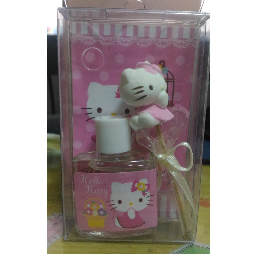 Hello Kitty香氛組