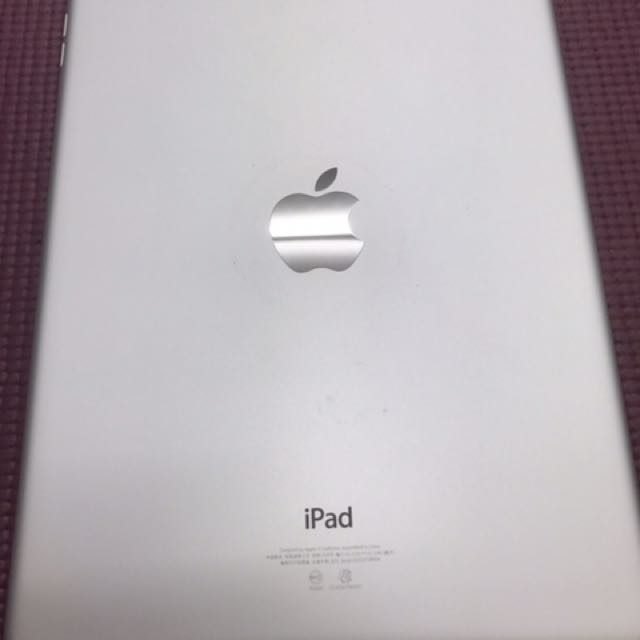 iPad Air 16G wifi版 銀色