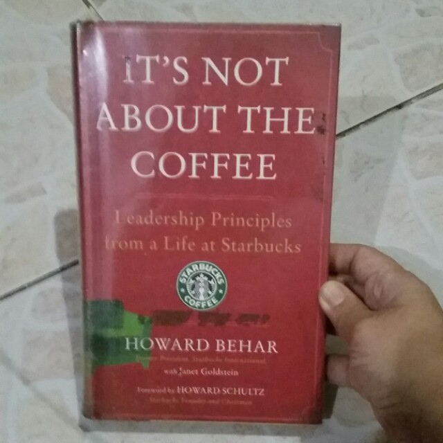 It's Not About the Coffee